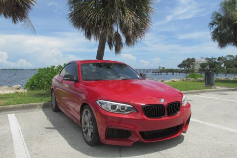 Pre-Owned 2014 BMW 2 Series M235i RWD 2dr Car