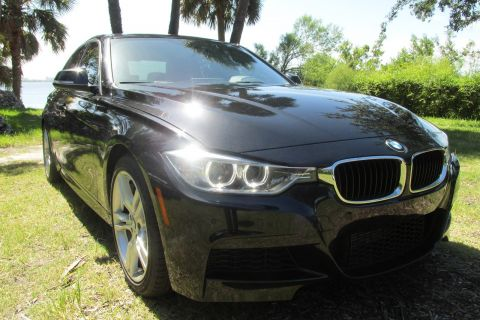 Pre-Owned 2014 BMW 3 Series 335i RWD 4dr Car