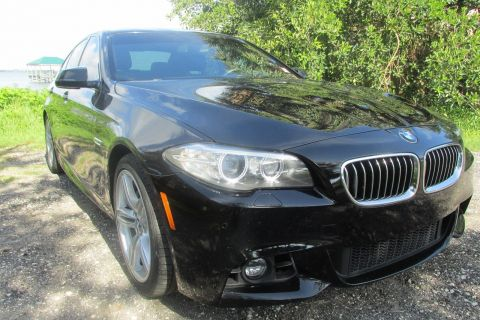 Pre-Owned 2014 BMW 5 Series 535i With Navigation