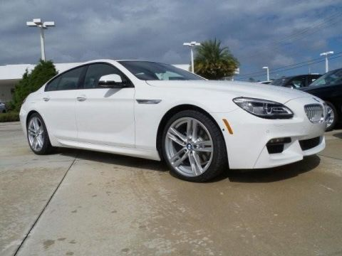Certified Pre-Owned 2016 BMW 6 Series 650i With Navigation