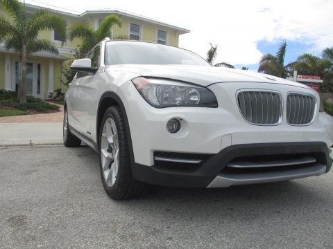 Certified Pre-Owned 2014 BMW X1 sDrive28i RWD Sport Utility