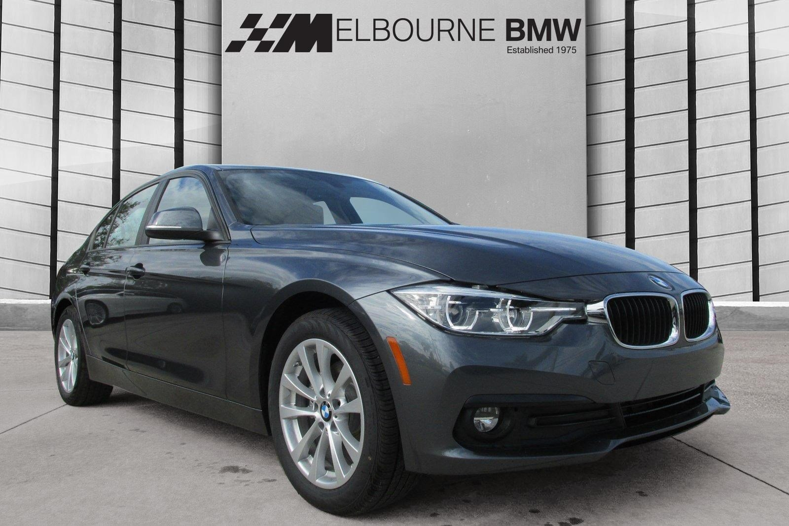 New 2018 BMW 3 Series 320i RWD 4dr Car