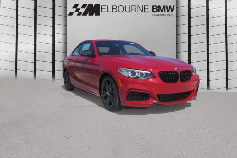 New 2017 BMW 2 Series M240i RWD 2dr Car