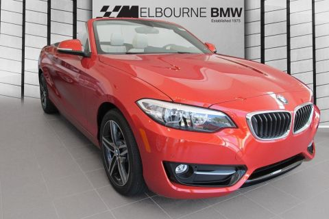 Pre-Owned 2017 BMW 2 Series 230i RWD Convertible