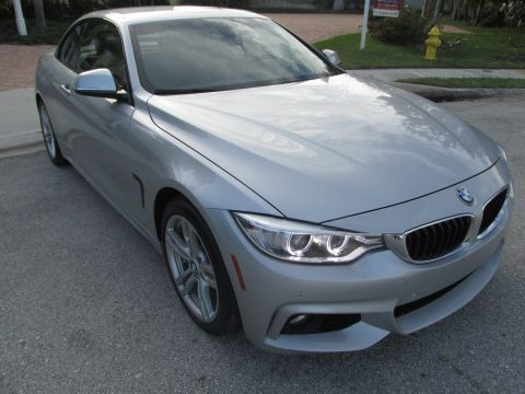 Certified Pre-Owned 2014 BMW 4 Series 435i RWD Convertible