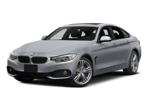 Certified Pre-Owned 2015 BMW 4 Series 428i RWD Hatchback