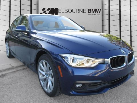 Pre-Owned 2018 BMW 3 Series 320i RWD 4dr Car