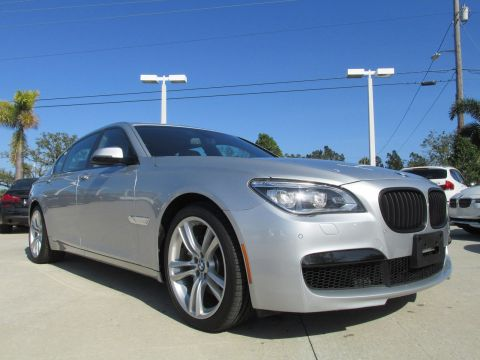 Pre-Owned 2015 BMW 7 Series 740Ld xDrive AWD