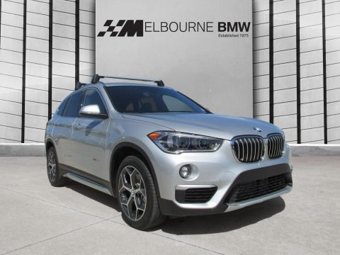 Pre-Owned 2018 BMW X1 sDrive28i FWD Sport Utility
